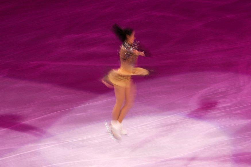kunstschaatsen op olympische spelen